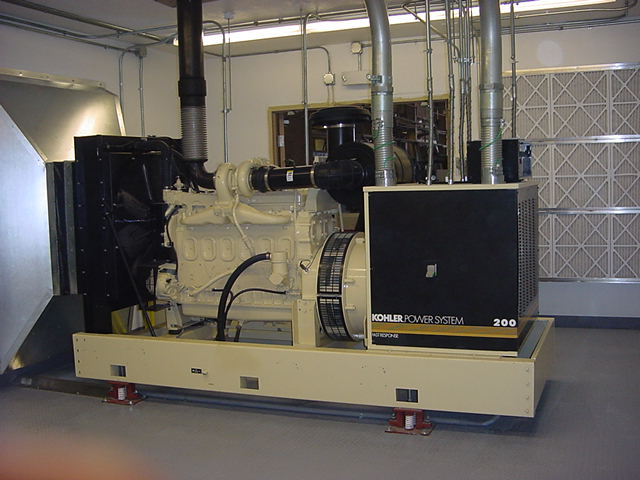 FAA Shelter Generator
