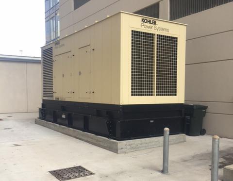 Rooftop Generator