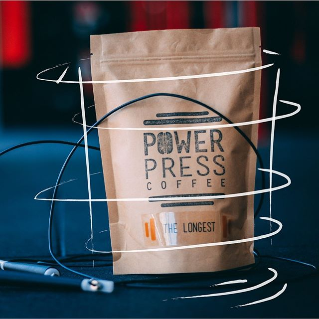 Running rings around the competition with🔸 The Longest 🔸 ••• 🎯 Origin: Brazil 🇧🇷  😋Flavour: Milk chocolate & hazelnut 📈Science: 182mg caffeine in Aeropress and 273mg in a French press. The strongest beans we have. 💪  ••• #EmbraceTheGrind