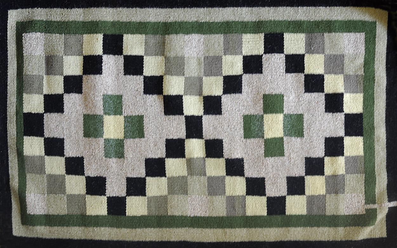 Jason Devinney,  Twin Spirits , wool jute.