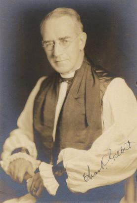 The Rt. Rev. Charles K. Gilbert, Eleventh Episcopal Bishop of New York   © National Portrait Gallery, London