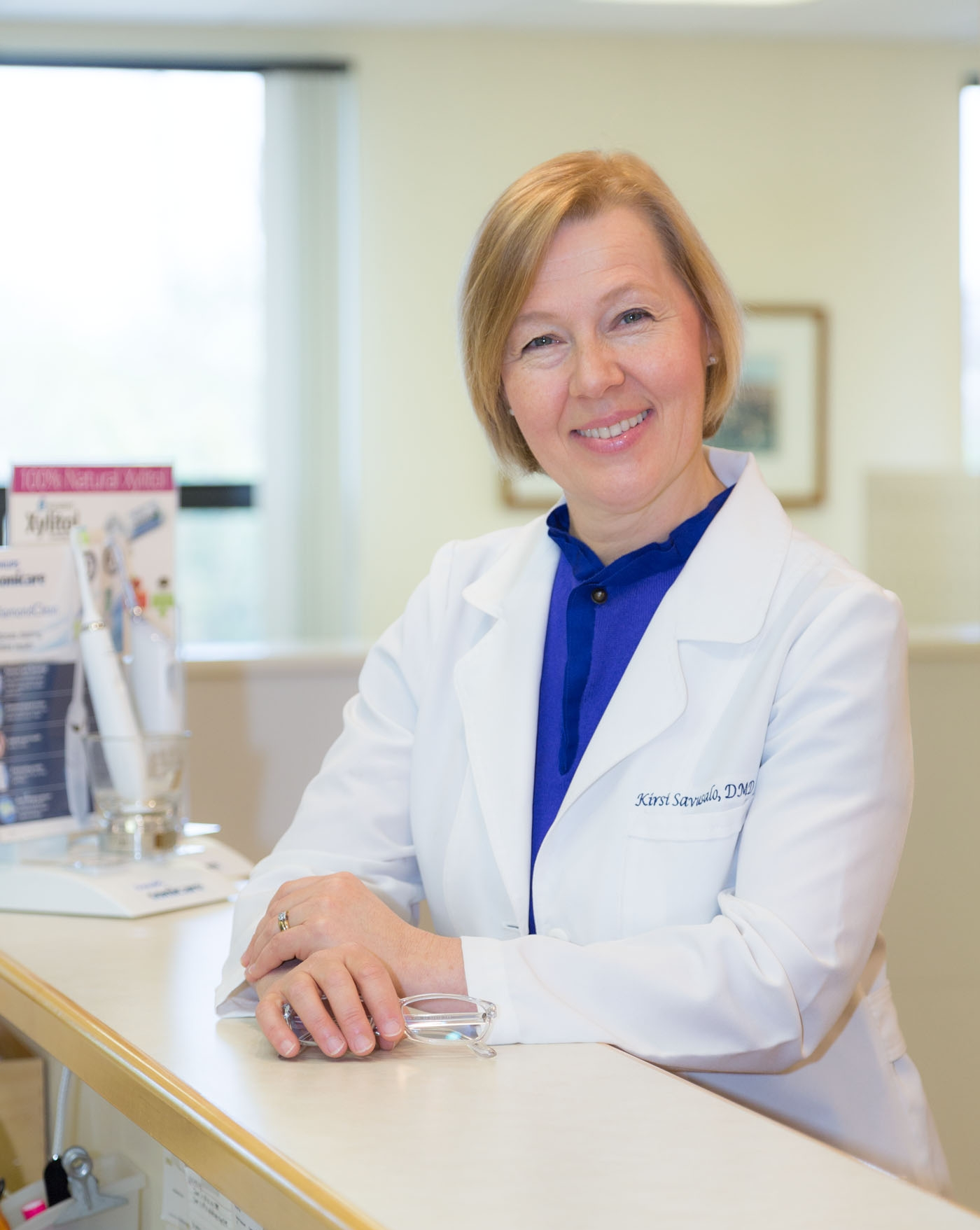 Dr. Kirsi Savusalo was named as a Top Dentist by Boston Magazine for 2017, 2018 and 2019! -