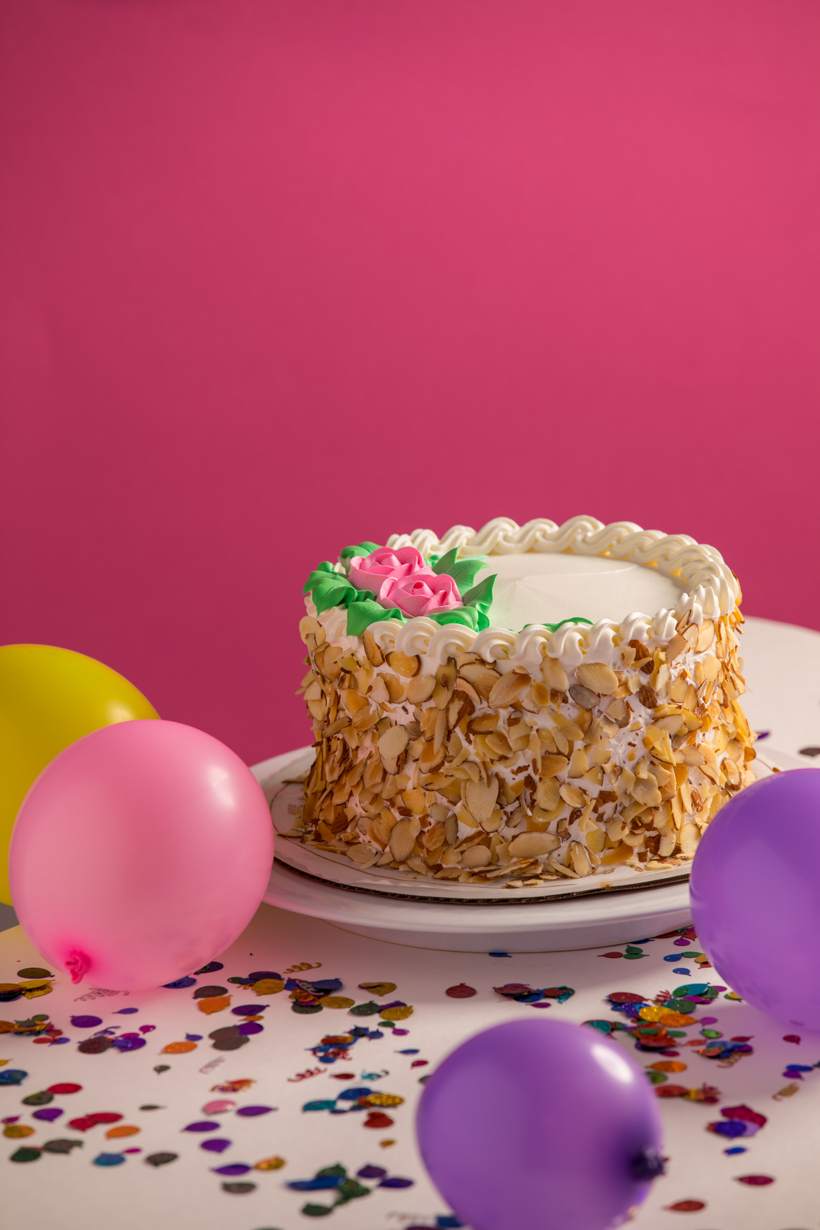 Let us help you celebrate with our famous cakes
