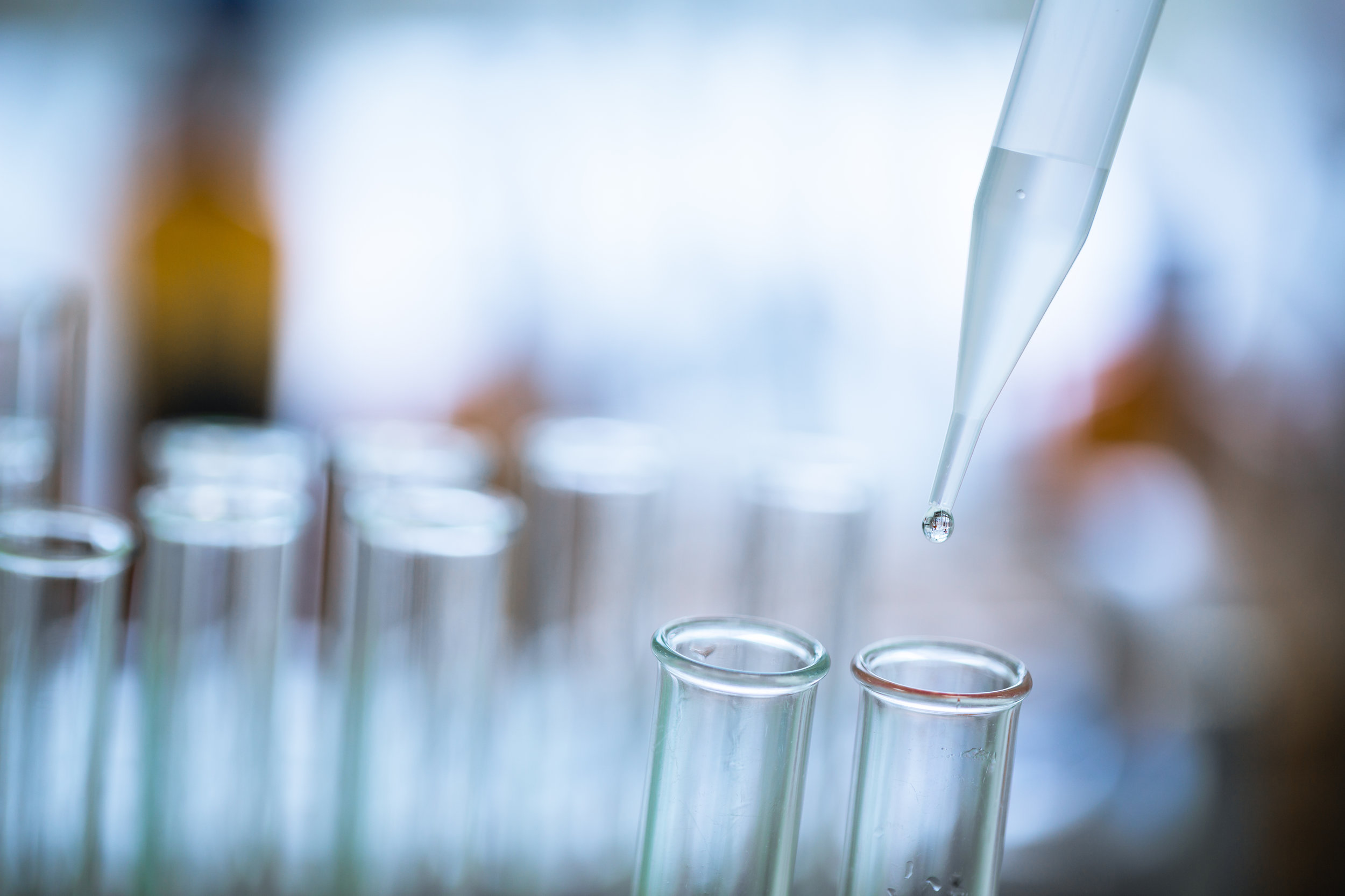 Product Formulation and Lab Analysis -