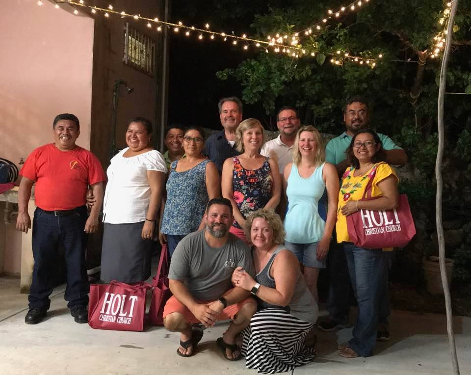 Christ's Mission In the Yucatan - CMY -an independent non-profit Christian organization, Supported through the prayers and offerings of individuals and churches of Christ/Christian Churches