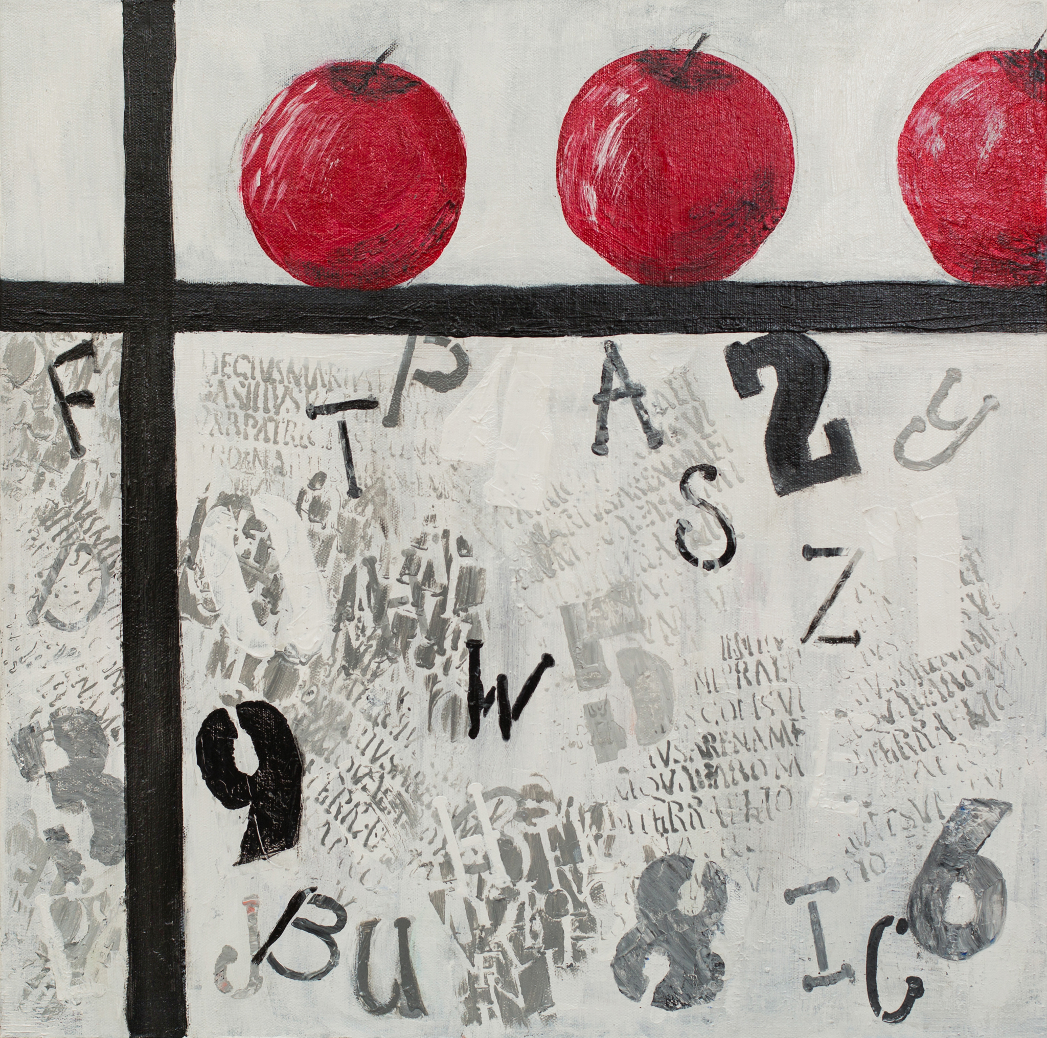 Two-and-a-Half Apples *** SOLD ***