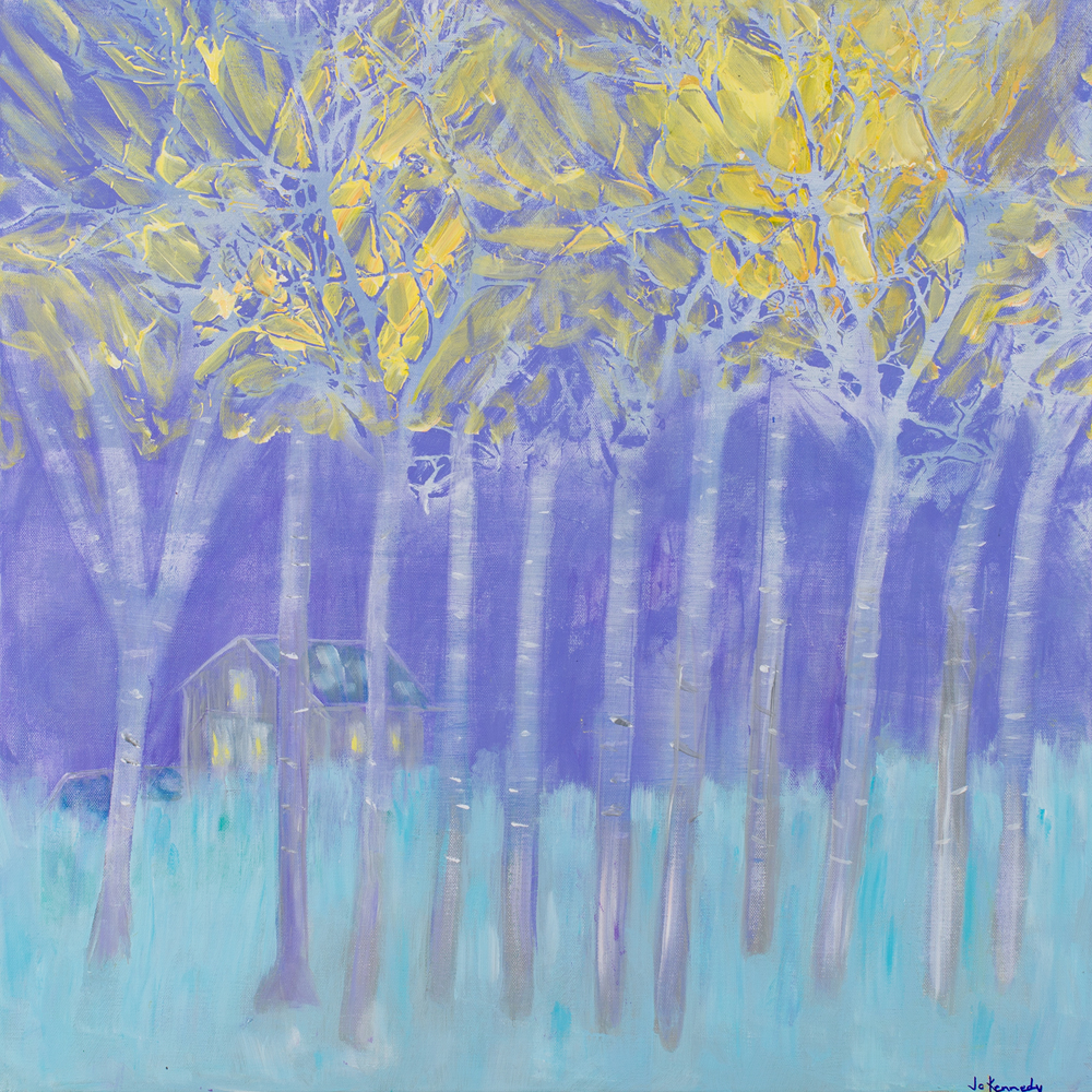 Yellow Sycamores