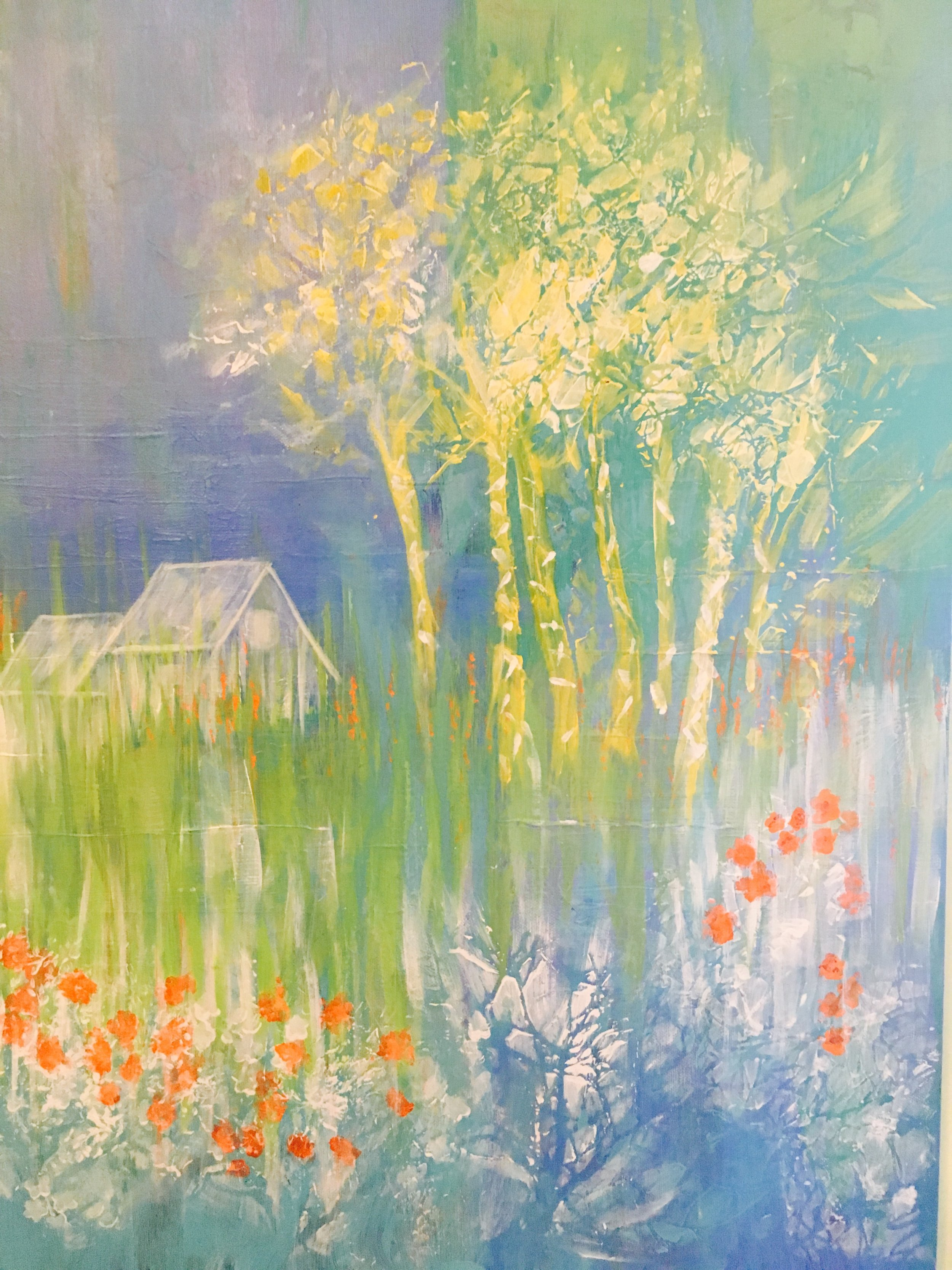 Field in Provence / *** SOLD ***