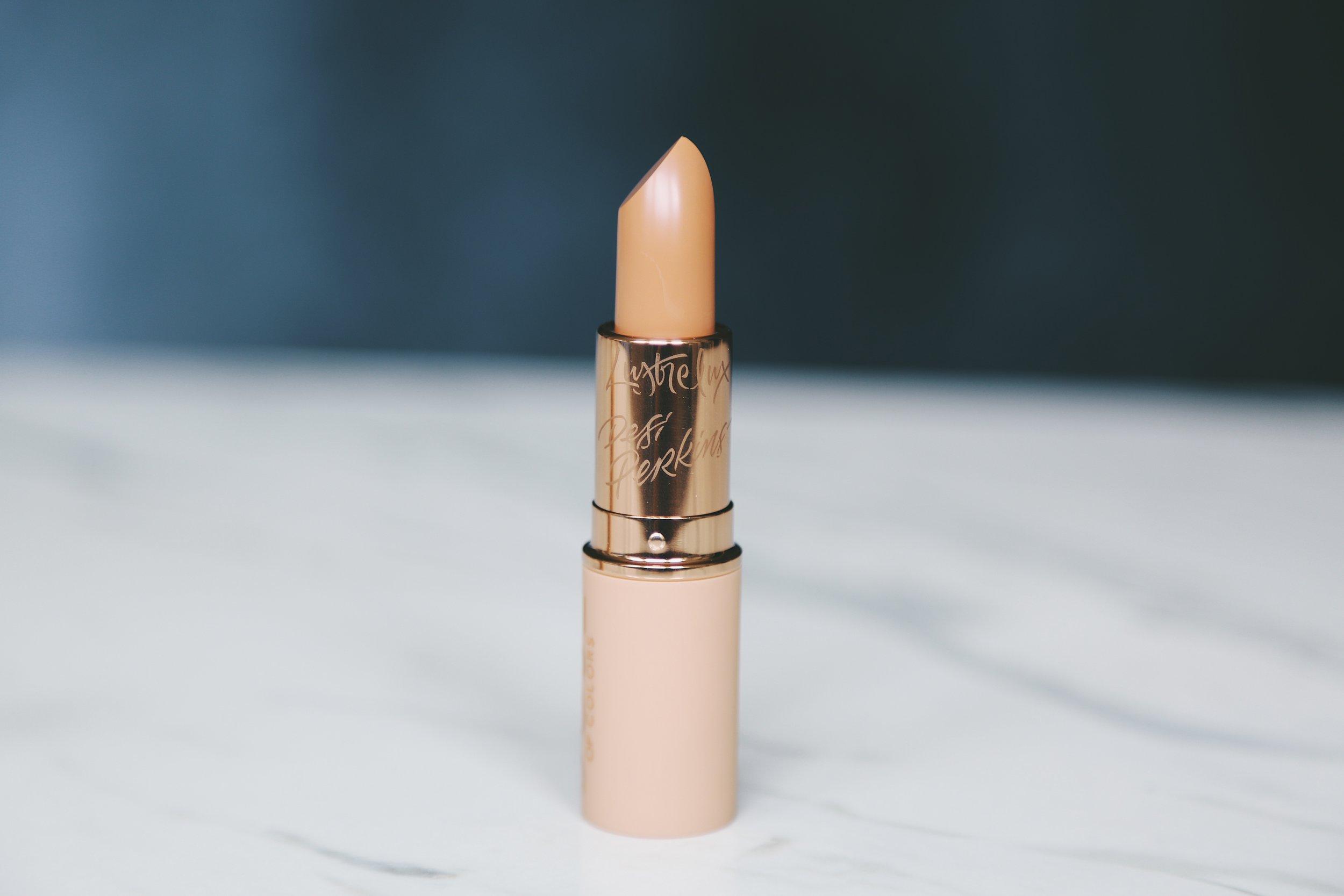 Dose of Colors Desi x Katy collaboration more creamer please lipstick