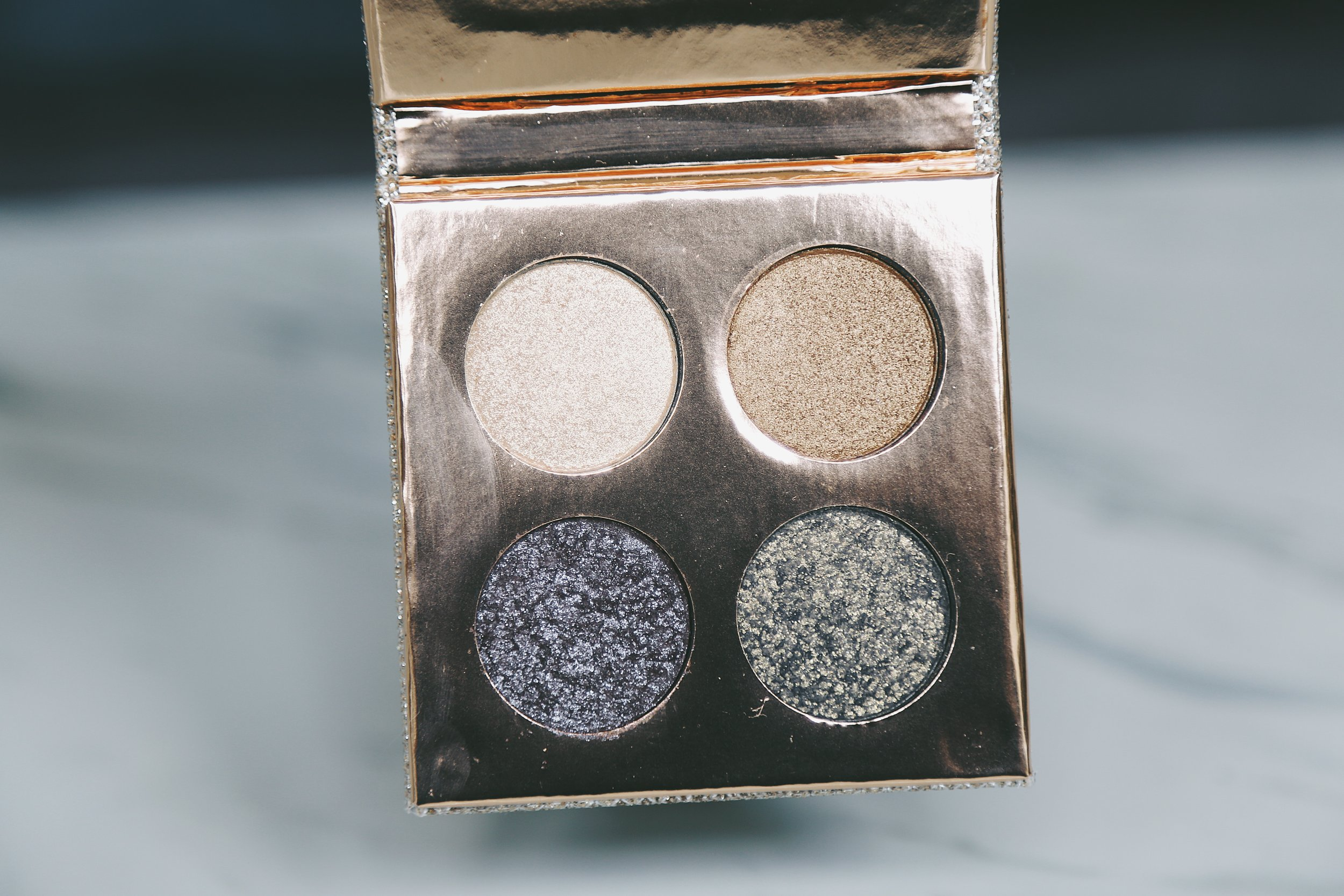 Dose of Colors Desi x Katy collaboration the girls eyeshadow palette