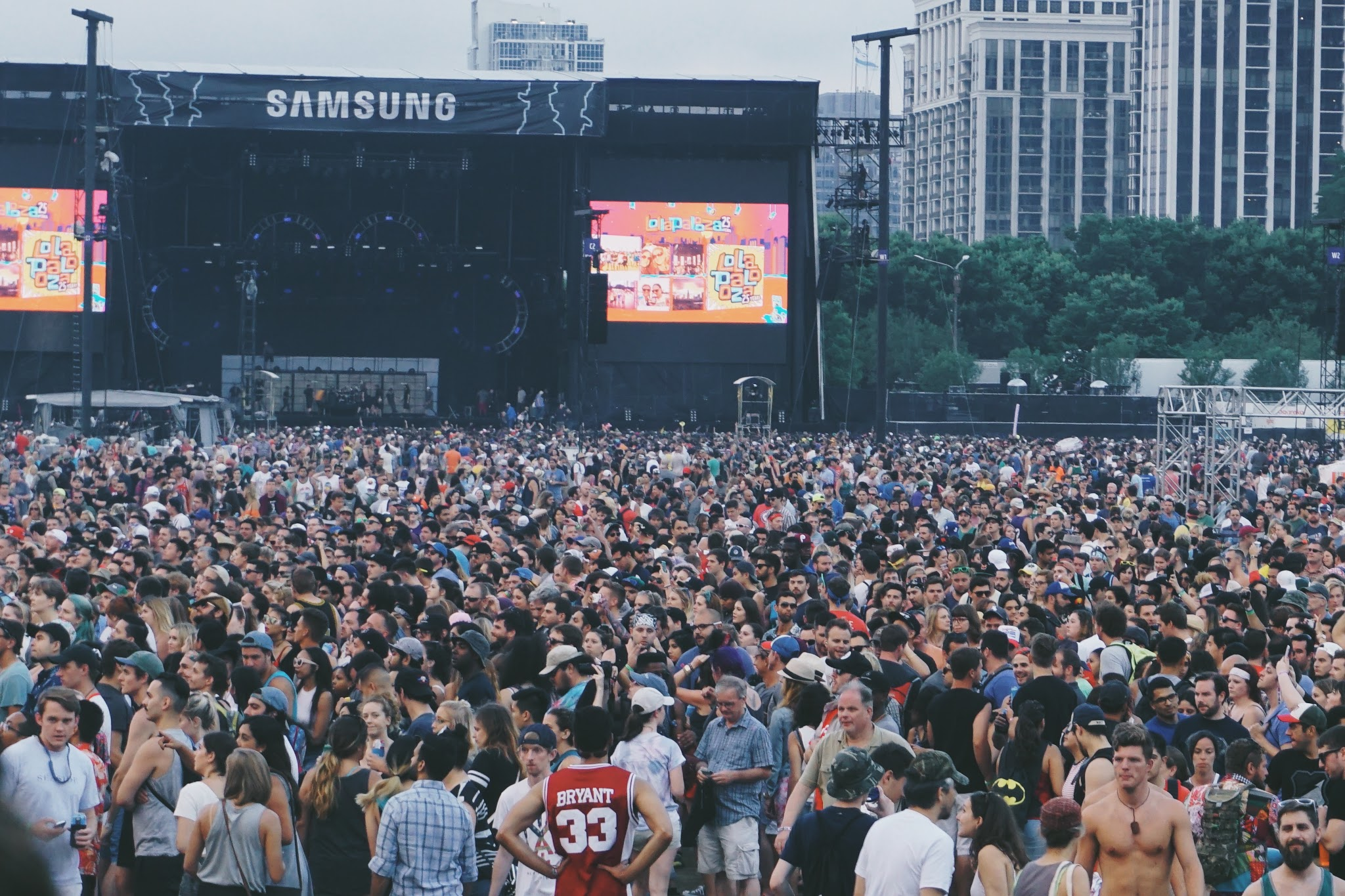 lollapalooza 2016 day 3 red hot chili peppers