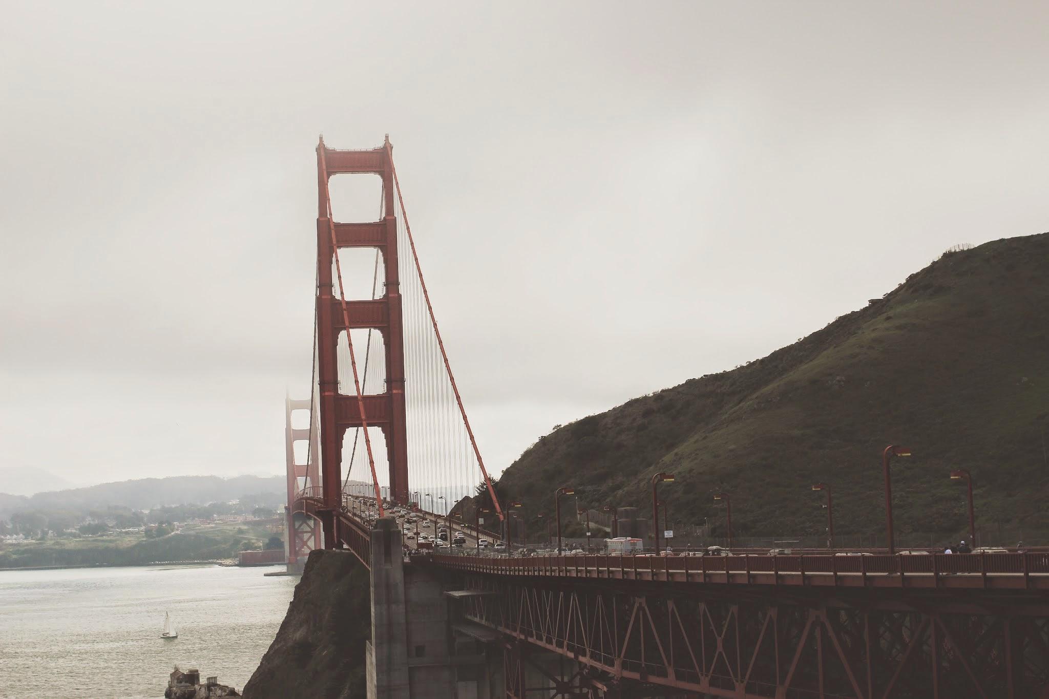 san francisco diary golden gate bridge