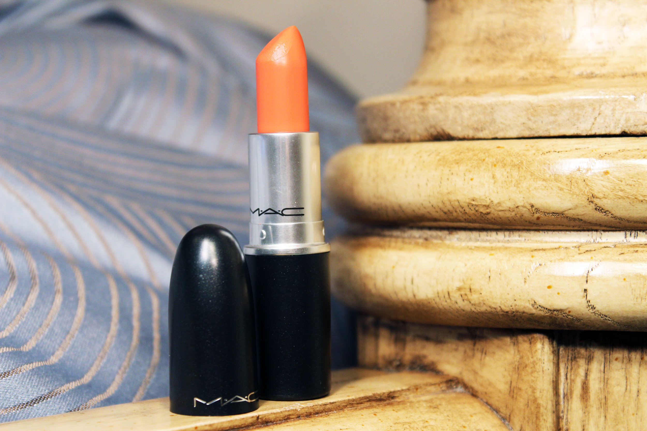 mac cosmetics sounds like noise lipstick by hayley williams