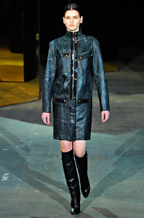 NYFW Alexander Wang F/W '12