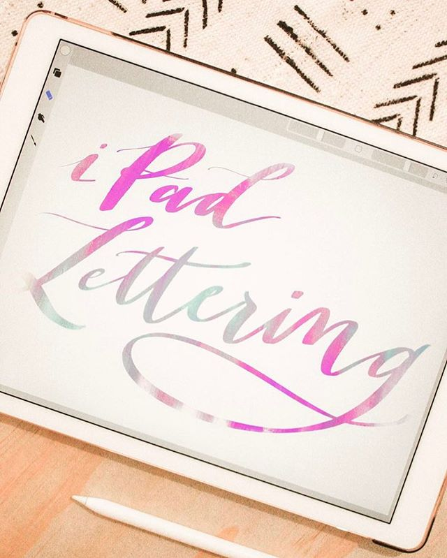 This Saturday marks the beginning of our iPad Lettering & Graphic Design class! Join us on Saturdays from 10am-12pm from April 13th to May 4th to become familiar with Procreate, Canva and Over apps and complete several lettering projects - greeting cards, social media posts, posters and more taught by Kendra Dosenbach.🌿 . . . . #allhandsworkshops #ipadlettering #santacruz #santacruzlife #thingstodoinsantacruz #workshops #creative #create #creativecapacity #procreate #canva #graphicdesign #digitalmedia #creativeclass #bayarea #bayareaworkshops #bayareamade