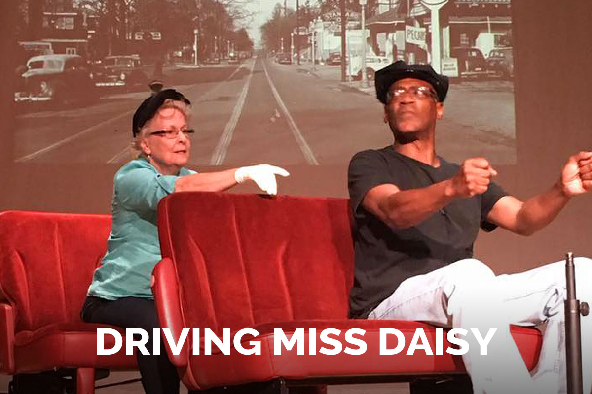 Driving Miss Daisy presented by The Spanish Trail Playhouse