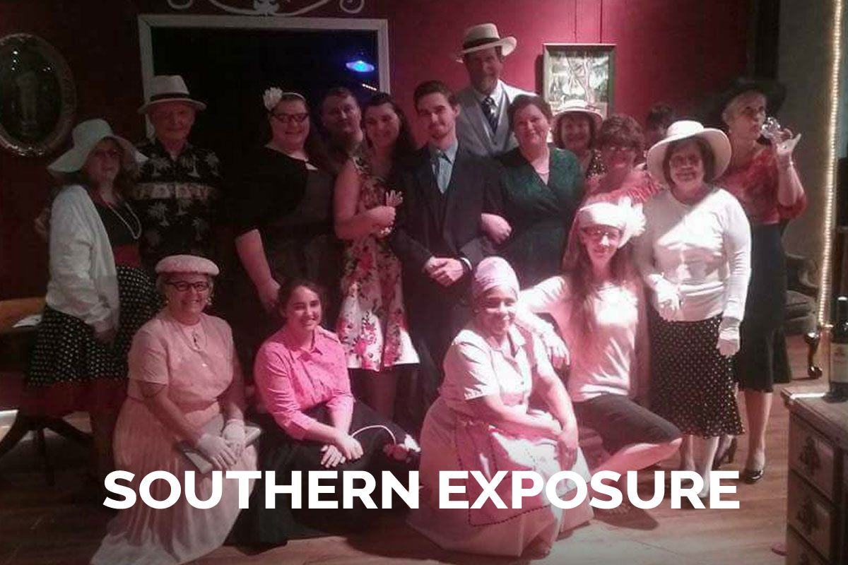Southern Exposure presented by The Spanish Trail Playhouse