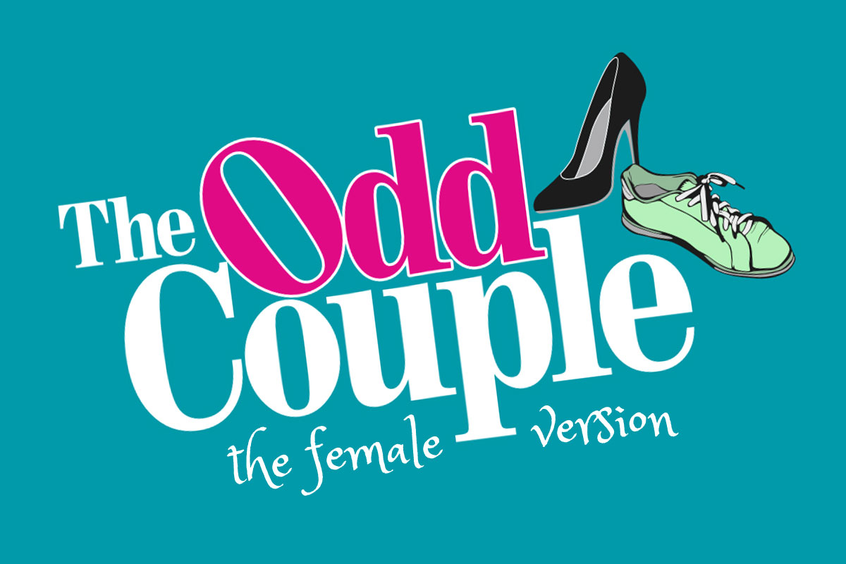 The Odd Couple: The Female Version presented by the Spanish Trail Playhouse