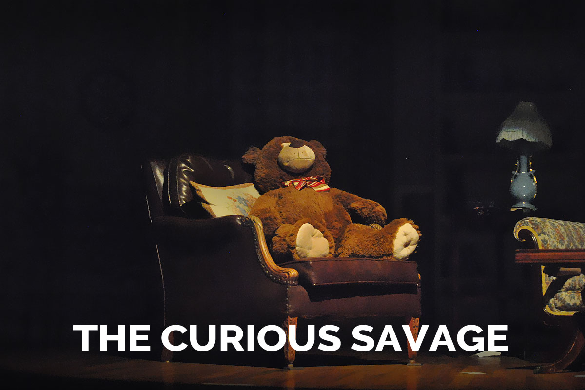 The Curious Savage presented by the Spanish Trail Playhouse