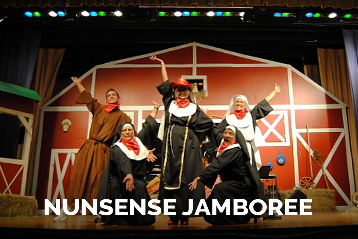 Nunsense Jamboree presented by the Spanish Trail Playhouse
