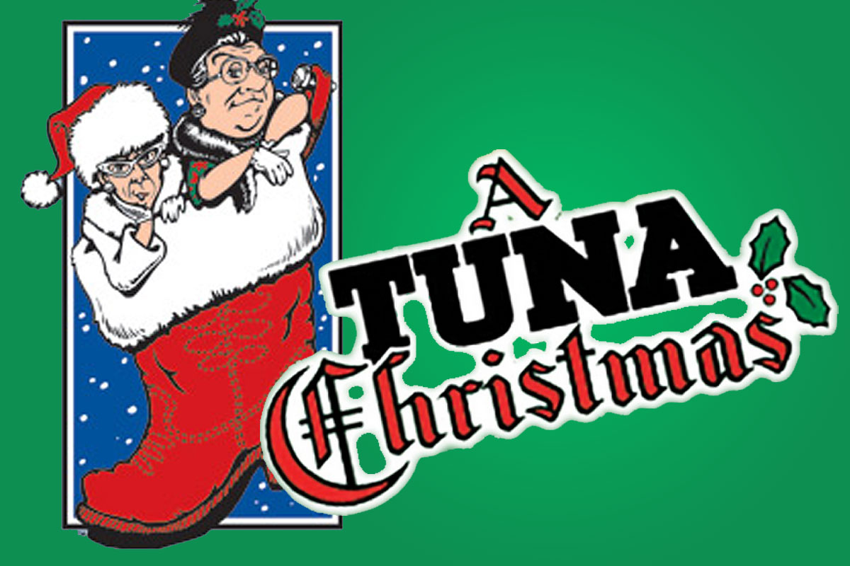 A Tuna Christmas.A Tuna Christmas 2016 Spanish Trail Playhouse