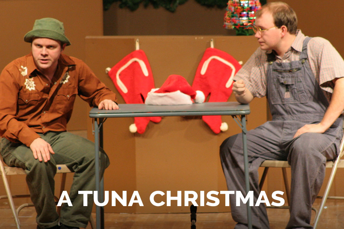 A Tuna CHristmas 2009 presented by The Spanish Trail Playhouse