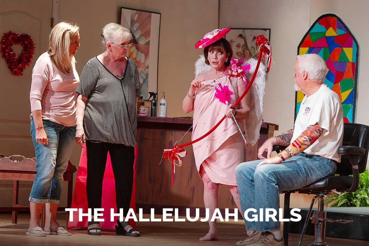The Hallelujah Girls 2018 Presented by the Spanish Trail Playhouse