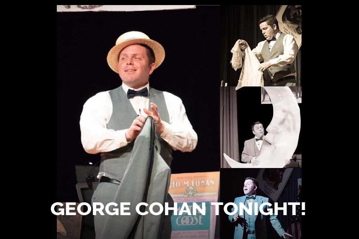 George Cohan Tonight! presented by the Spanish Trail Playhouse