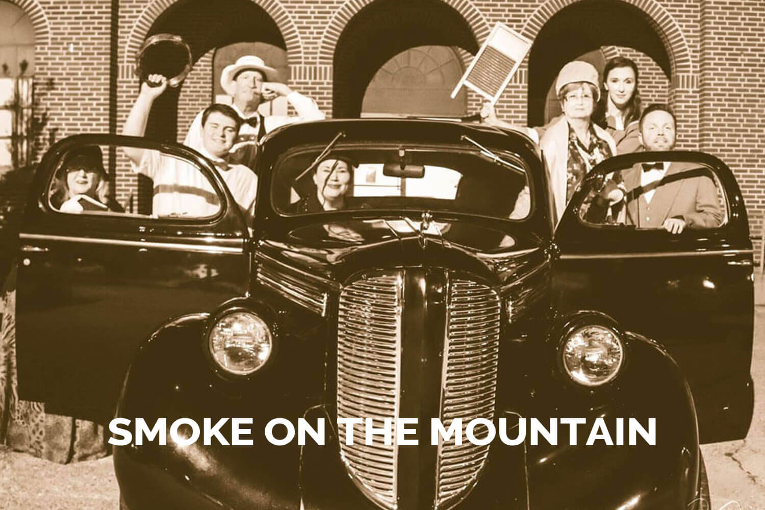 Smoke On The Mountain Presented by the Spanish Trail Playhouse
