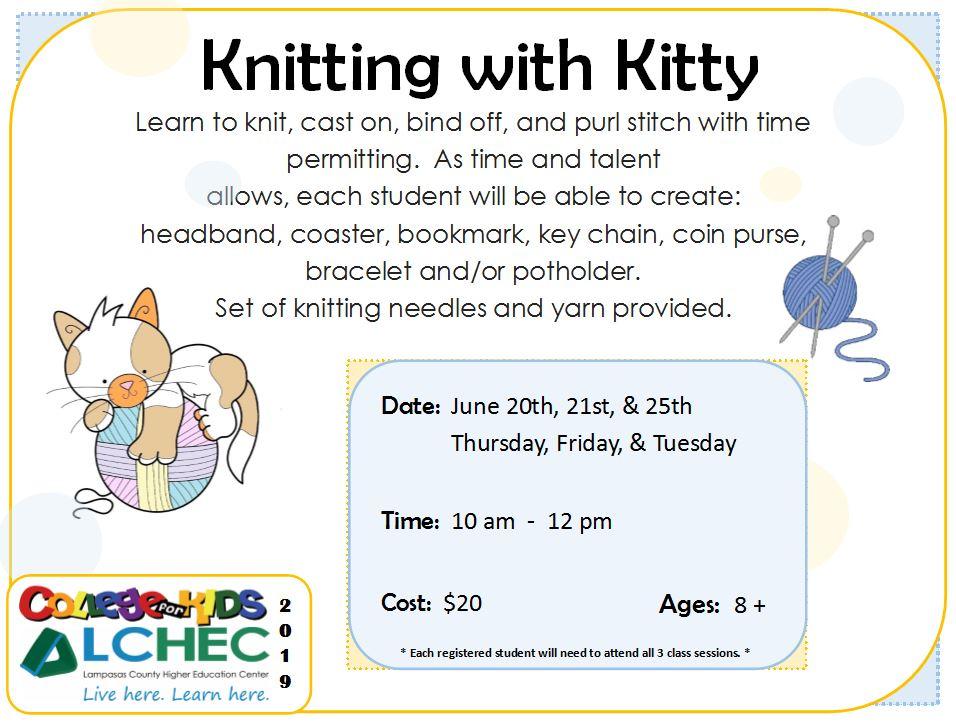 KnittingwKittyPoster2019jpeg.JPG