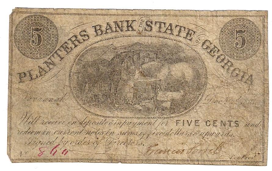 Planters Bank -