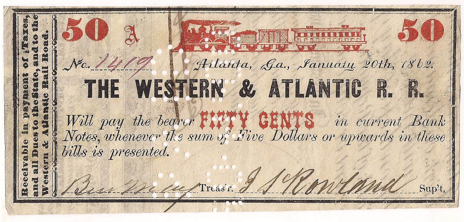 Series A - January 20, 1862