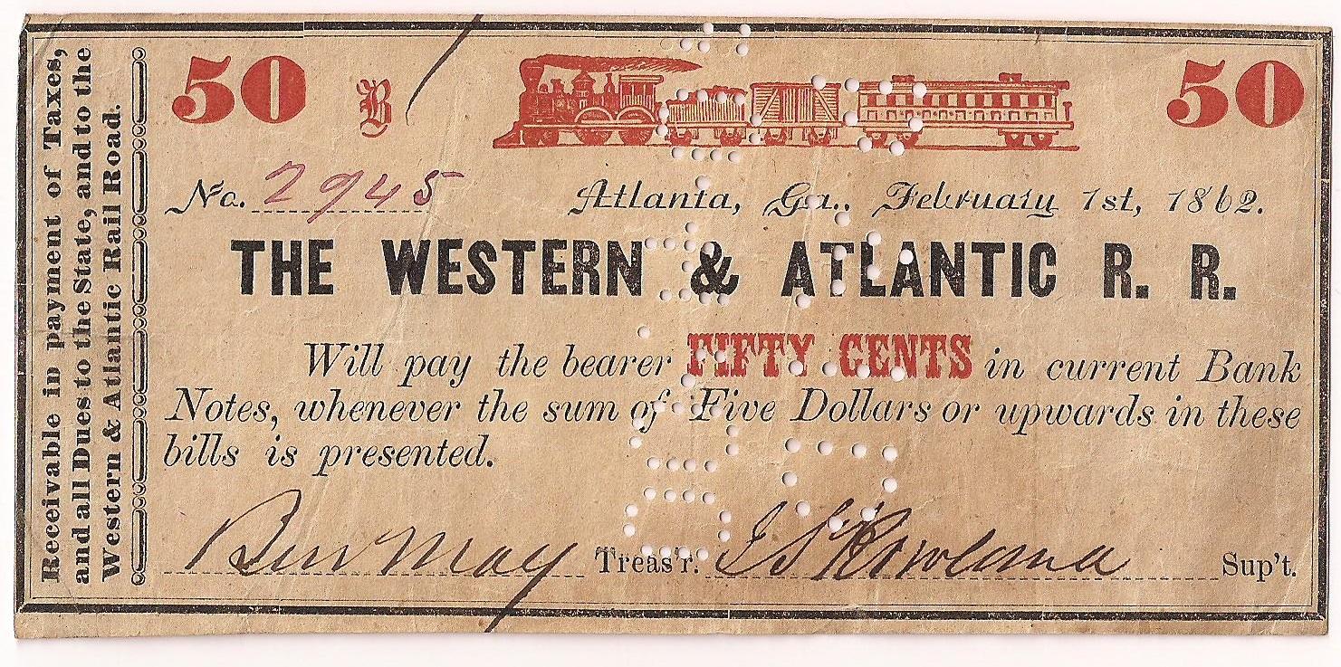 Series B - February 1, 1862