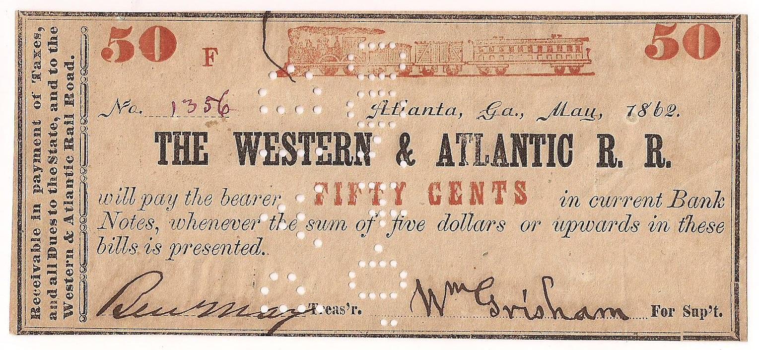 Series F - May 1862