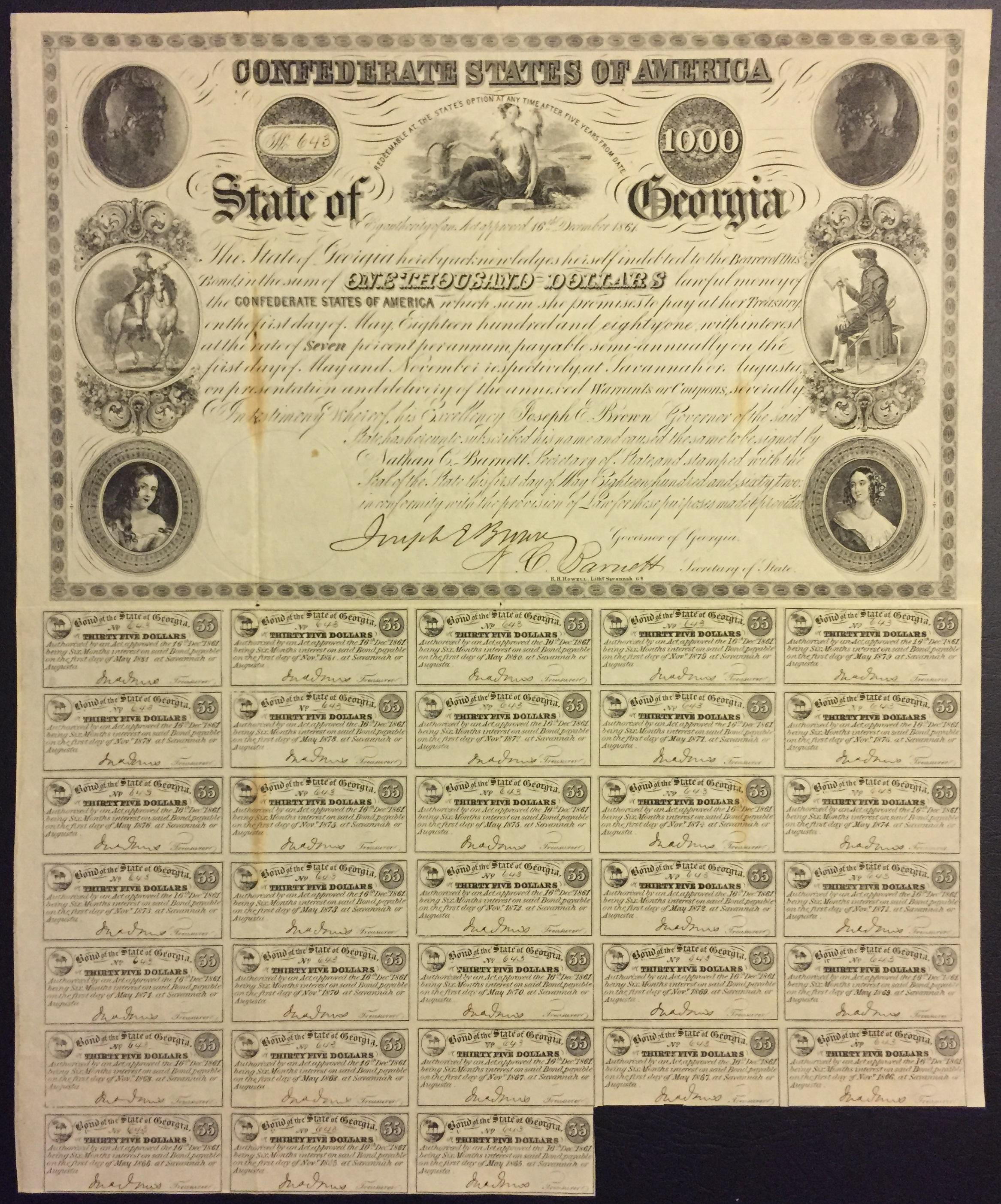 State Bonds -
