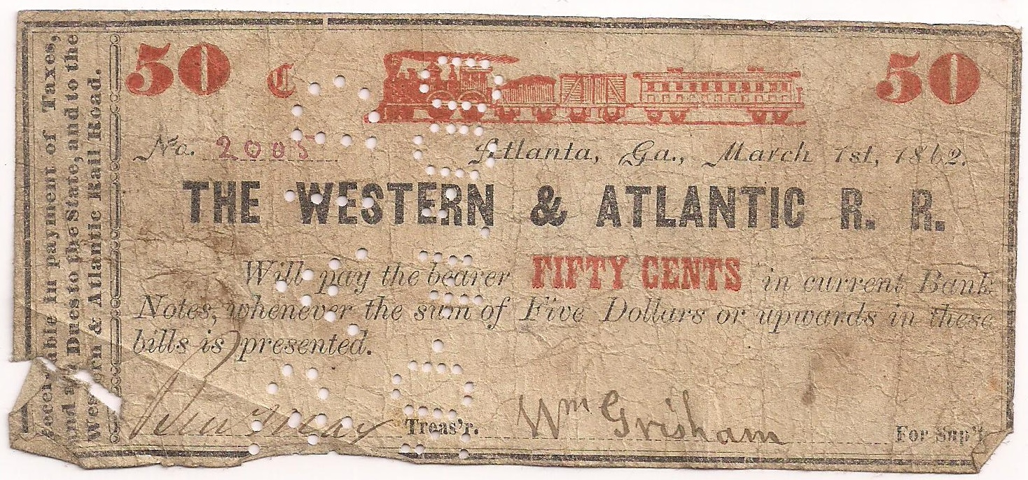 Series C - March 1, 1862