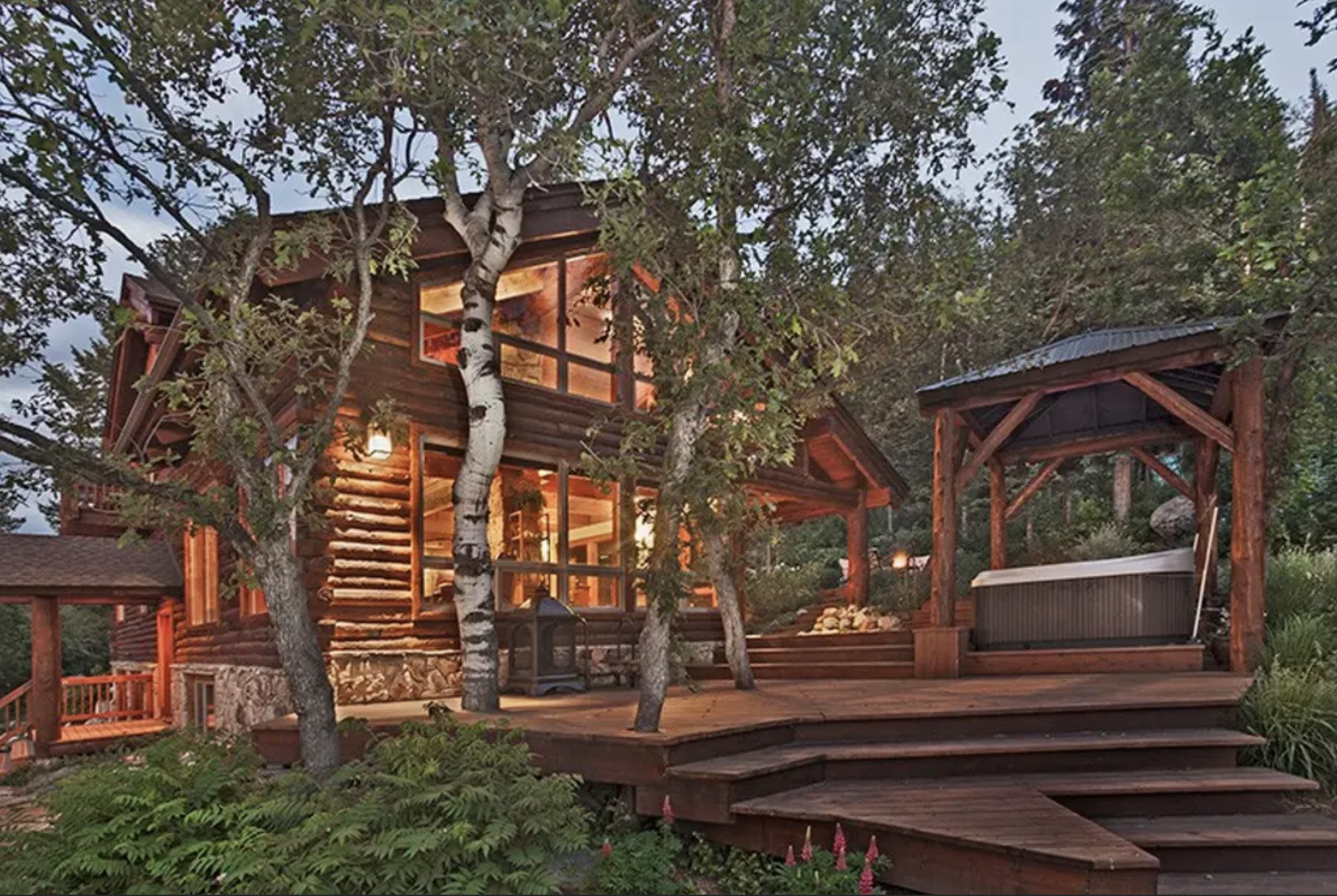 Our beautiful Retreat home in Steamboat Springs, Colorado.