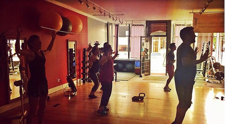 Personal Training-New Westminster-Fitness