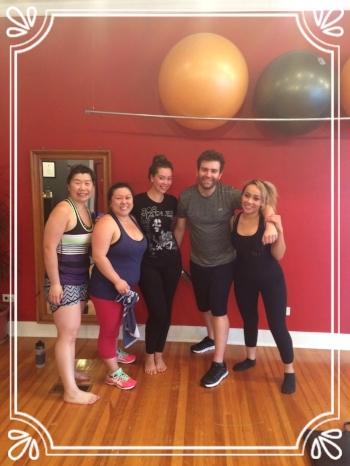 Personal Training-New Westminster B.C. -fitness