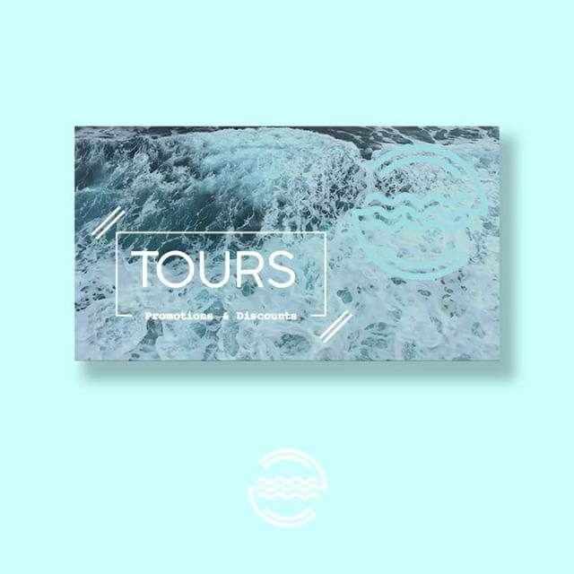 🌊 Tarjetas para nuestros amigos en Baja California • • • #Diseño #DiseñoGrafico #Branding #BusinessCards #Waves #Pyra #PyraCo #Design #GraphicDesign #Tour