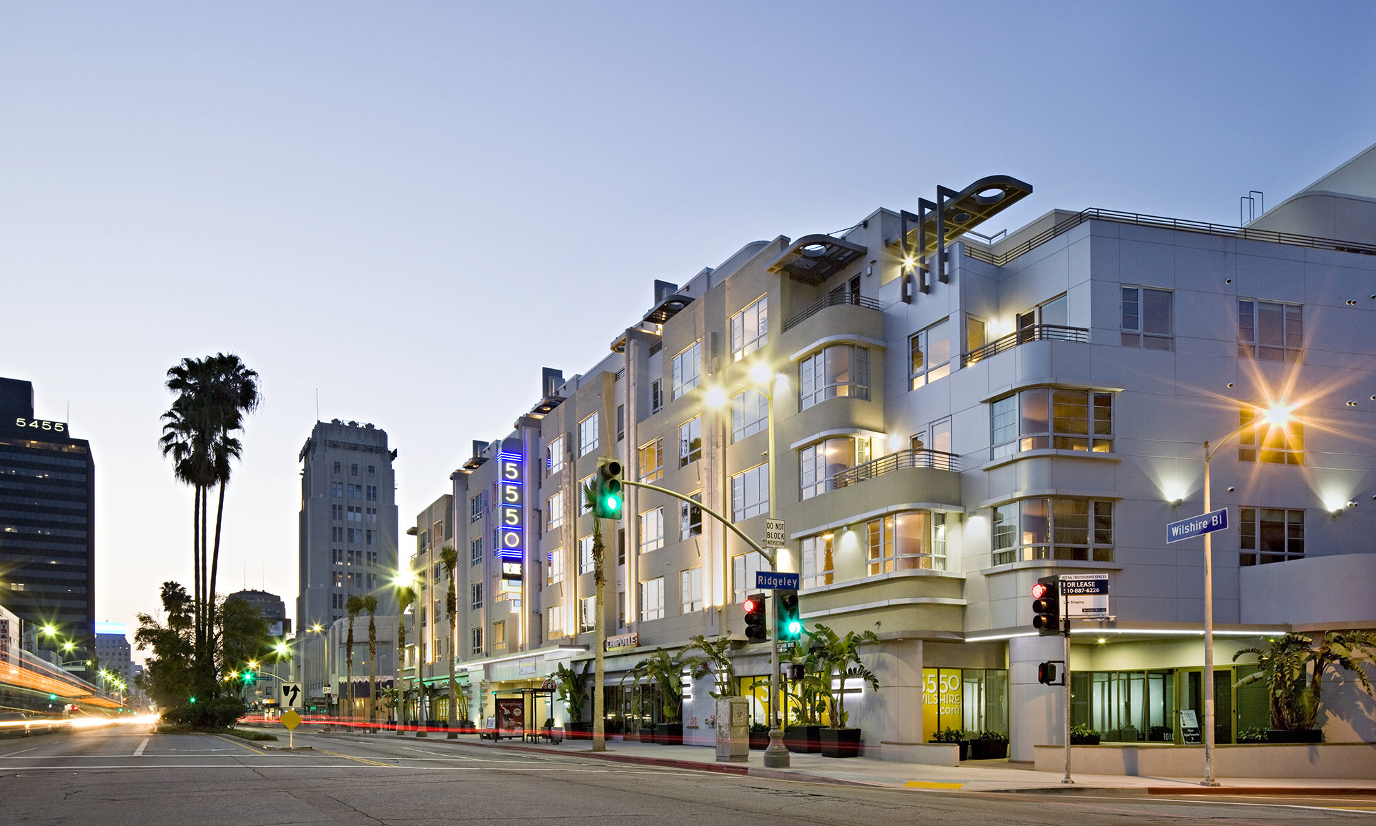 5550 Wilshire at Miracle Mile
