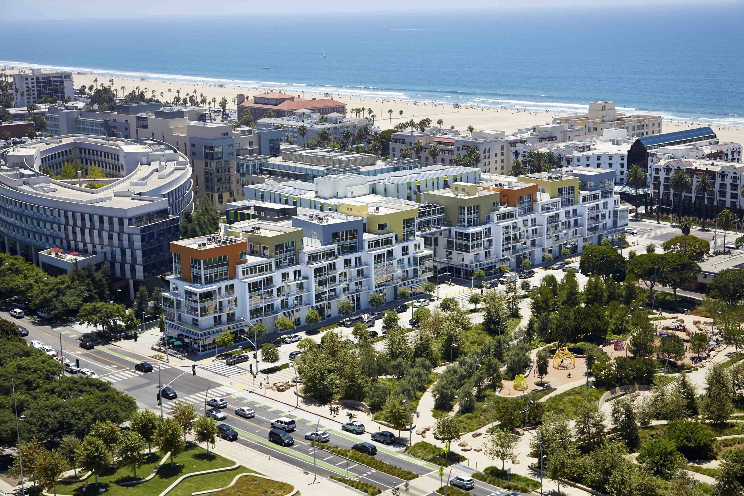 The Village at Santa Monica