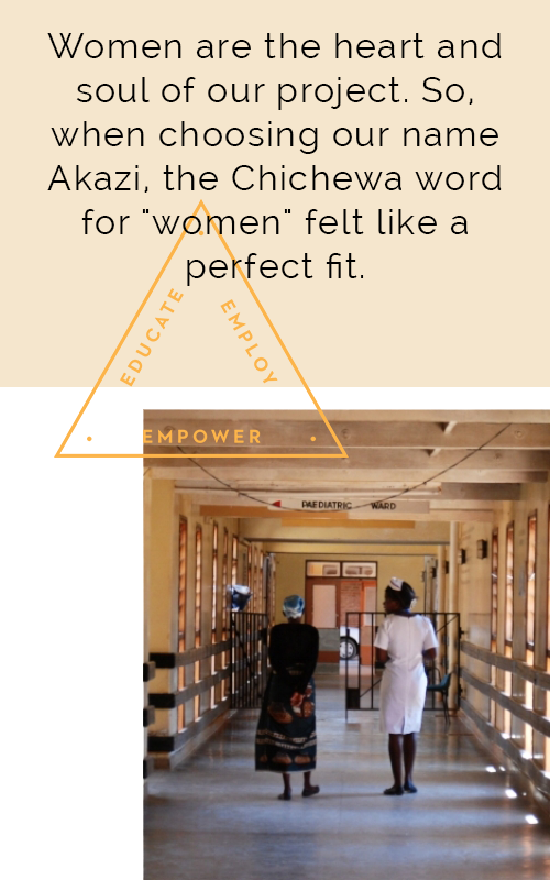 The Akazi Project - Akazi Definition - Nurses - www.theakaziproject.org