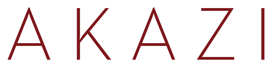 Akazi - Wordmark - Passion - www.theakaziproject.org