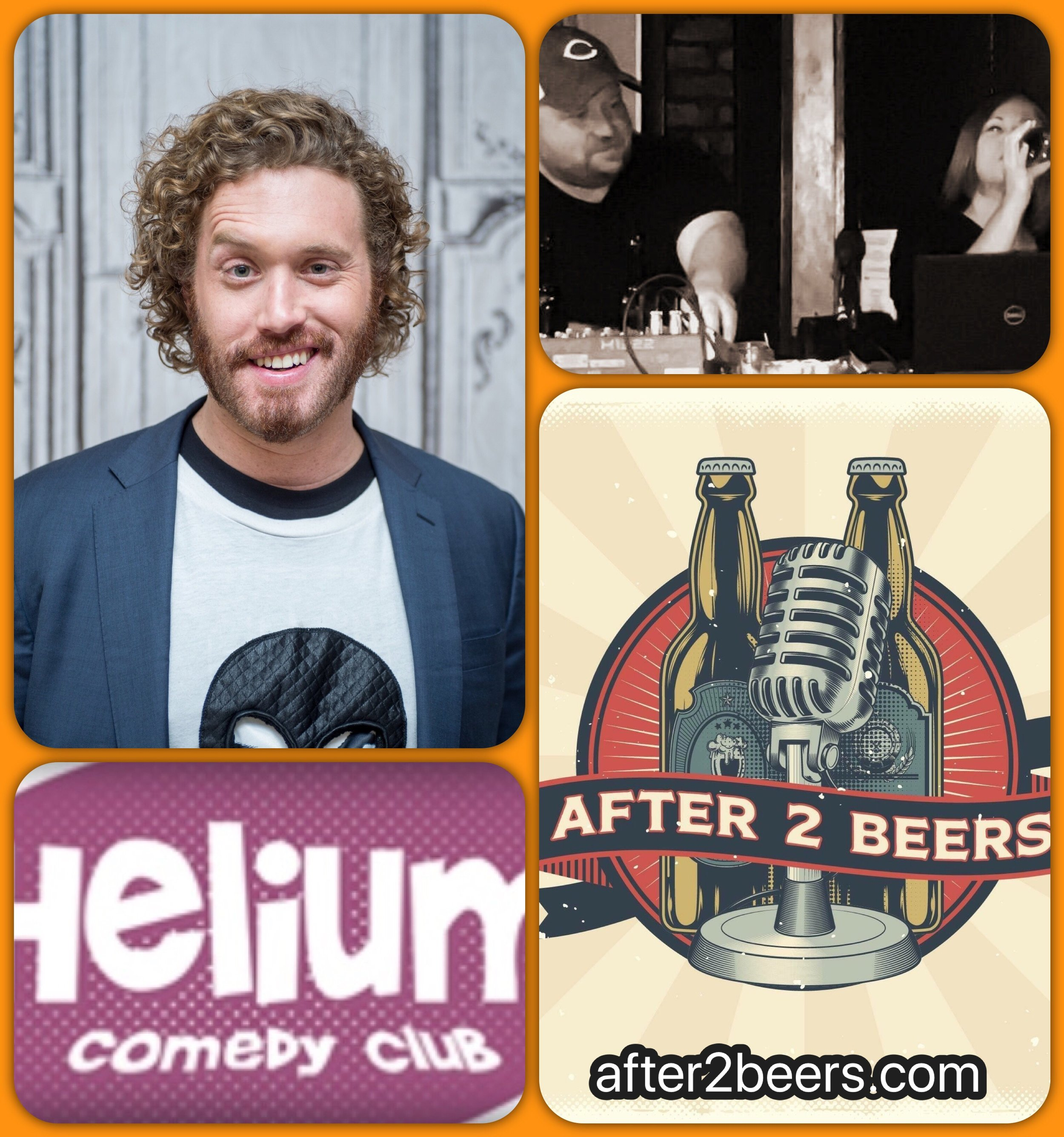 After 2 Beers Interviews T.J. Miller -