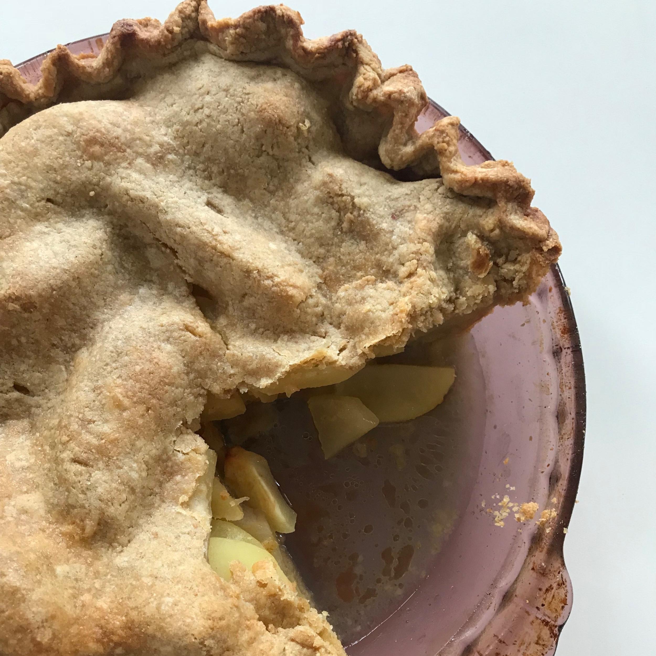 Fermented Pie Dough