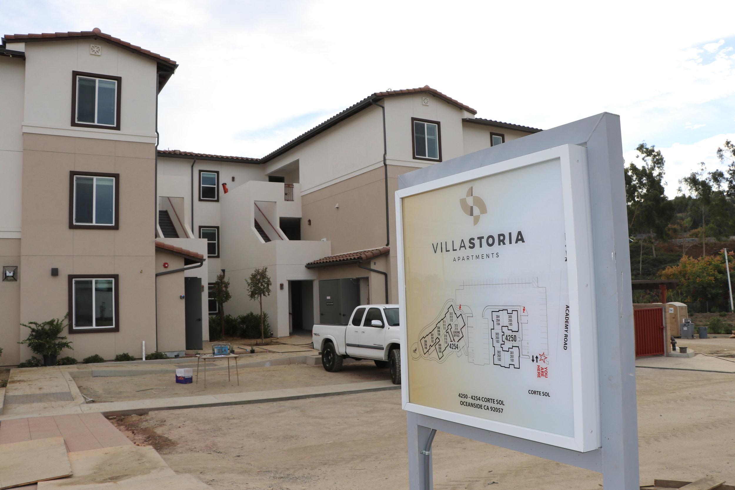 Villa Storia - OceansideEmmerson Construction