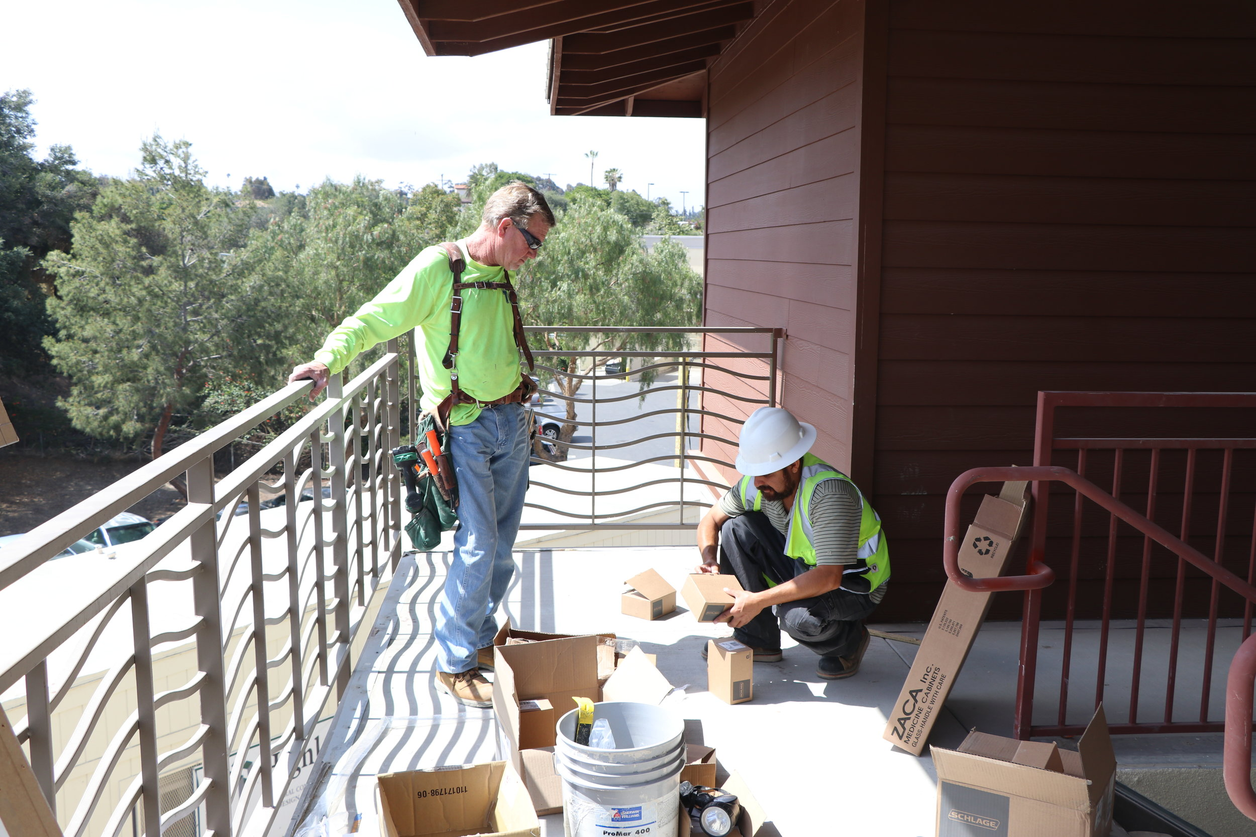 Experienced - Multi Family Finish Carpenter/Trim Installer - (San Diego - North)
