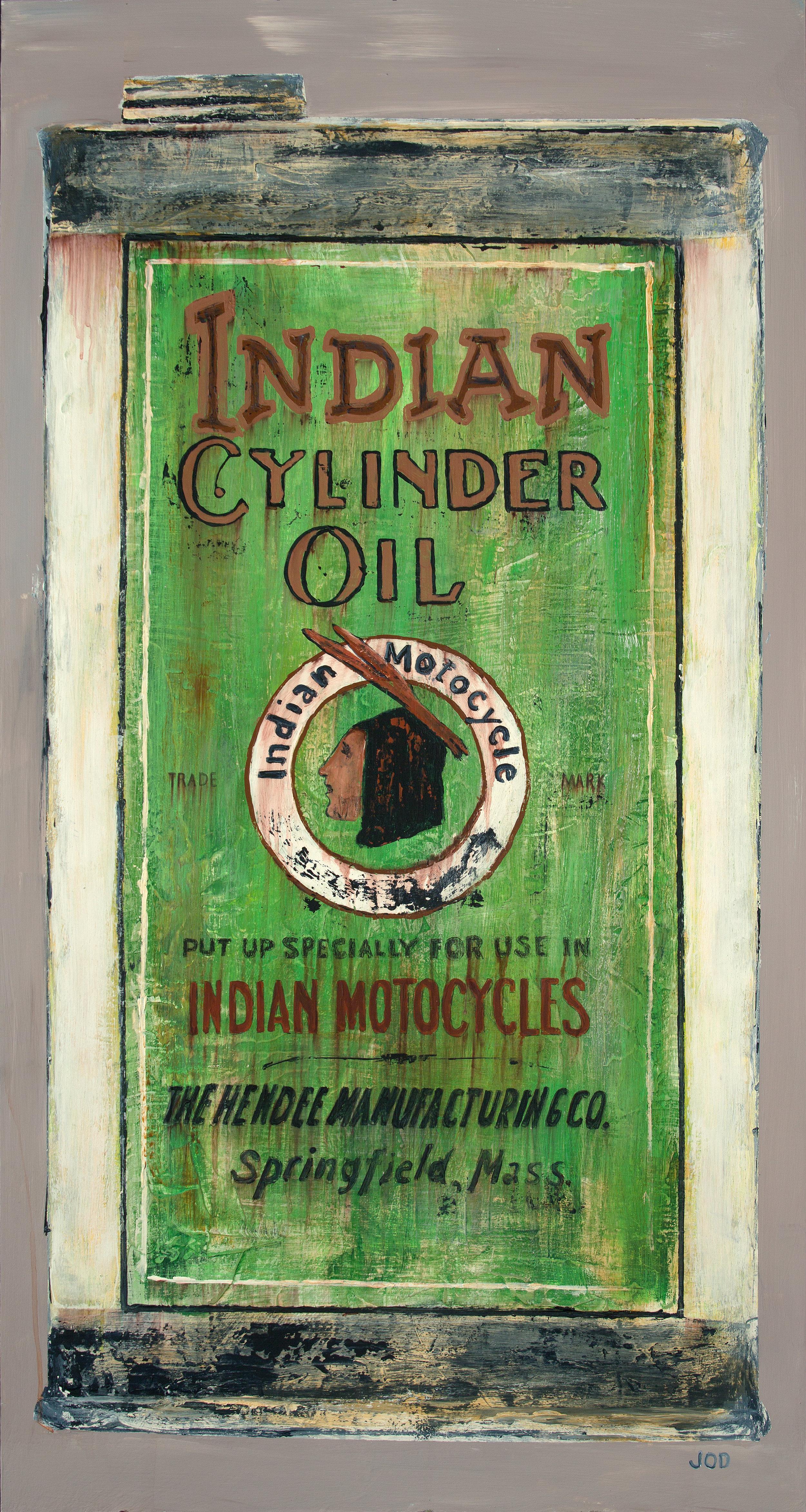 Indian Cylinder Oil