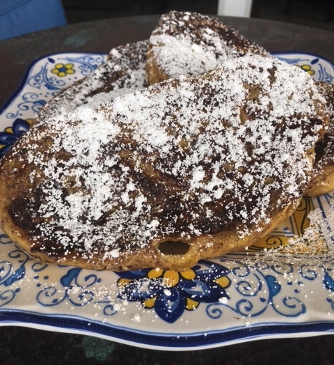 Mammoth French Toast